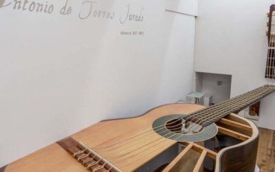 Exposición, cinco charlas, video y dos conciertos para el 204 aniversario de Antonio de Torres