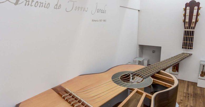 Navidad de talleres en el Museo de la Guitarra