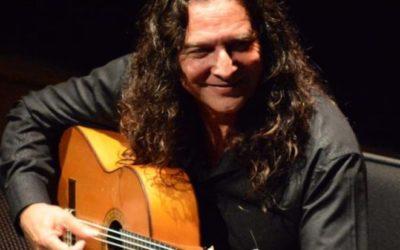 Tomatito presenta en el Auditorio su 'Concierto de Aranjuez'