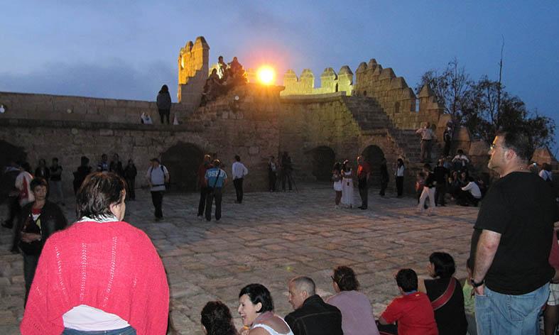 Ruta de la Seda en La Alcazaba
