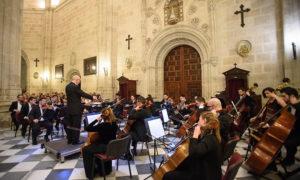 Orquesta Ciudad de Almería @ Auditorio Municipal Maestro Padilla, Plaza Alfredo Klaus s/n | Almería | Andalucía | España