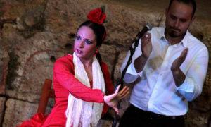 Tania Santiago y Zarrita @ La Guajira, C/ Cruces bajas, 1