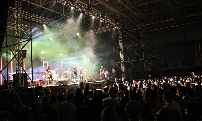 El Ayuntamiento de Almería suspende todos sus conciertos de junio y julio