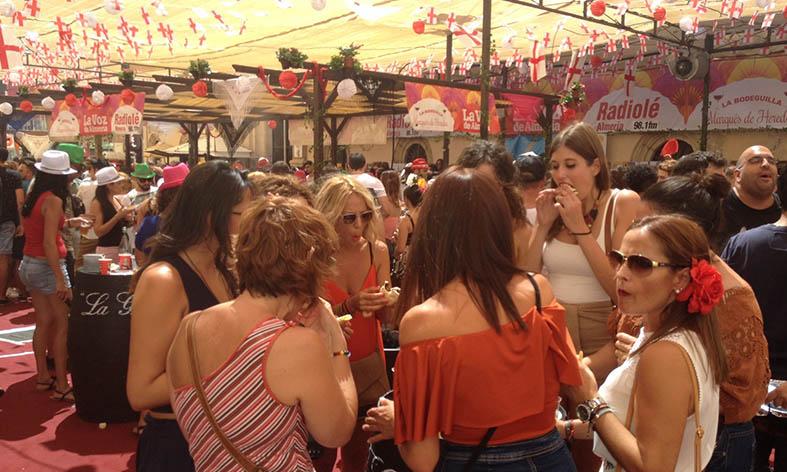 También se suspende la Feria de Almería 2021