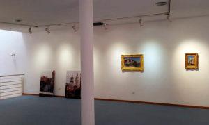 'Venecia como inspiración' @ Museo de Almería, Plaza Carlos Cano s/n 'Espacio 2'. | Almería | Andalucía | España