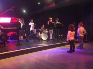 Taller de jazz @ Centro Cultural de Garrucha   Garrucha   Andalucía   España