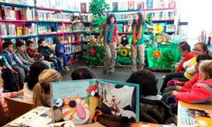 'La selva de los cuentos' @ Biblioteca Francisco Villaespesa, C/ Hermanos Machado, s/n  | Almería | Andalucía | España