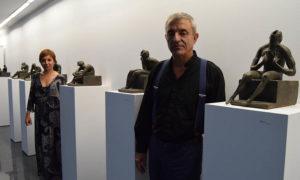 Javier Huecas 'Condición humana' @ Universidad de Almería Paraninfo, sala de exposiciones, | La Cañada | Andalucía | España