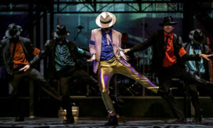 Forever King of Pop @ Auditorio Municipal Maestro Padilla, Plaza Alfredo Kraus s/n   Almería   Andalucía   España