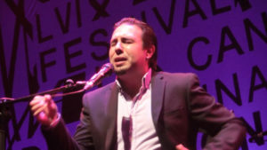 José Anillo @ Peña Flamenca El Ciego de la Playa, Calle Cervantes, 2,  | Huércal de Almería | Andalucía | España