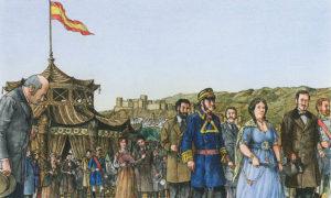 'Momentos estelares de la historia de Almería' @ Patio de Luces de la Diputación Provincial, C/ Navarro Rodrigo, 17. | Almería | Andalucía | España