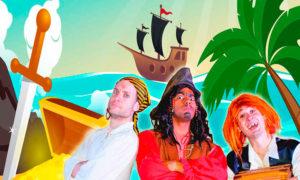 'El pirata escondido' @ Teatro Auditorio de Roquetas de Mar, Avda Reino de España, s/n. | Roquetas de Mar | Andalucía | España