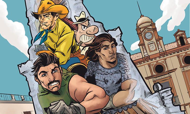 Los aficionados al cómic tienen su cita a final de noviembre con INDALCON 2019