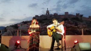 Carmen Muyor & Quique Peña @ Clasijazz, C/ Maestro Serrano, 9. Almería | Almería | Andalucía | España