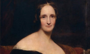 Mary Shelley y Mary Wollstonecraft