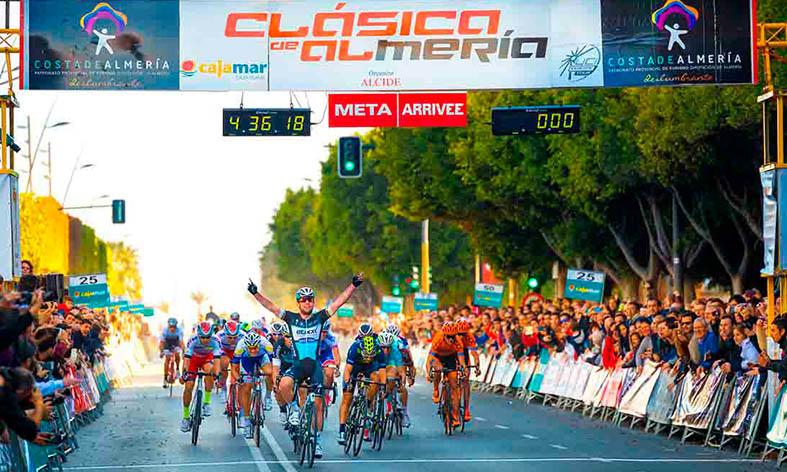 Este domingo la Clásica Ciclista llegará a 200 millones de hogares