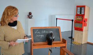 'la condición ética del absurdo' @ Universidad de Almería Otra Sacramento s/n. | La Cañada | Andalucía | España