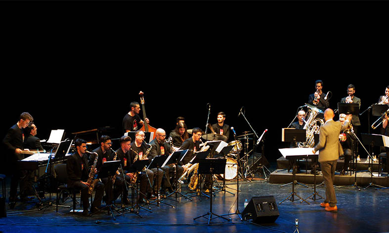 Big Band Clasijazz Swing & Funk & Duccio Bertini
