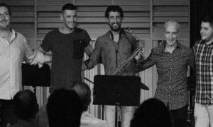 Clasijazz Quintet Plays 'King of Blue' Full Set @ Asociación Clasijazz, C/ Maestro Serrano, 9, Almerí | Almería | Andalucía | España