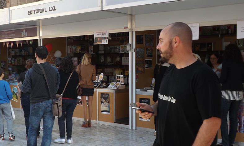 Diez días de Feria del Libro por su cuarenta aniversario