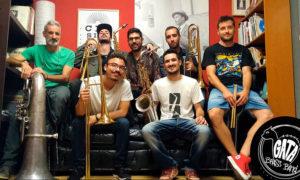Gata Bras Band @ Clasijazz, C/ Maestro Serrano, 9. Almería.