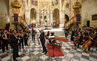 El sábado 6 comienza el ciclo de Música Sacra