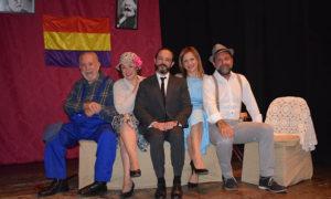 'Ninette y un señor de Murcia' @ Instinción en el Salón Cultural | Instinción | Andalucía | España