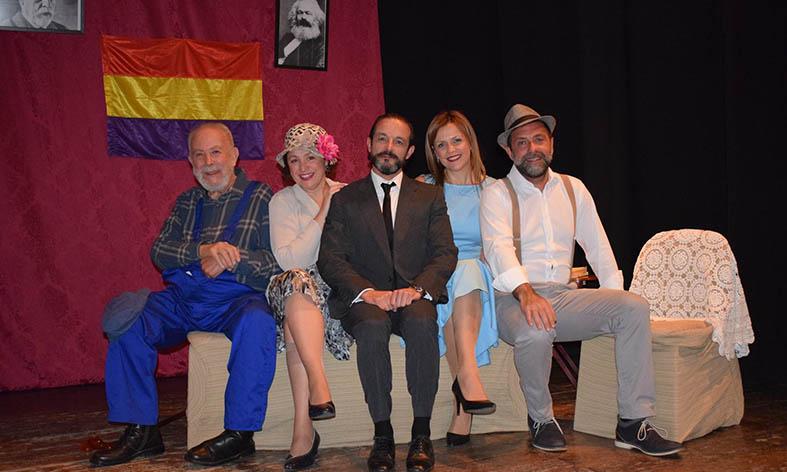 El montaje de 'Ninette' de La Cometa premiado en Cataluña con el 'Ars Mediterránea`
