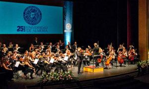 Orquesta de la Universidad de Almería @ Auditorio Municipal Maestro Padilla, Plaza AlfredoKraus s/n. | Almería | Andalucía | España