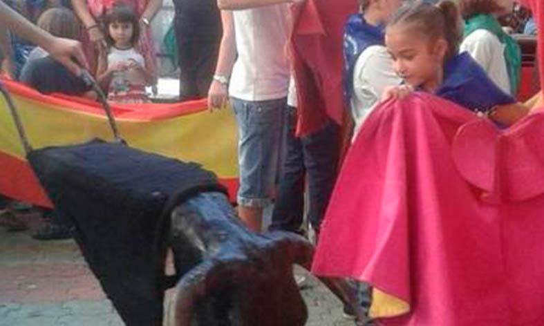 Diputación organiza talleres de tauromaquia para niños en siete pueblos de Almería