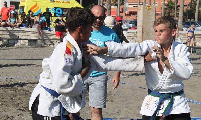 Un nuevo Campus de Judo se celebrará en agosto en Almería