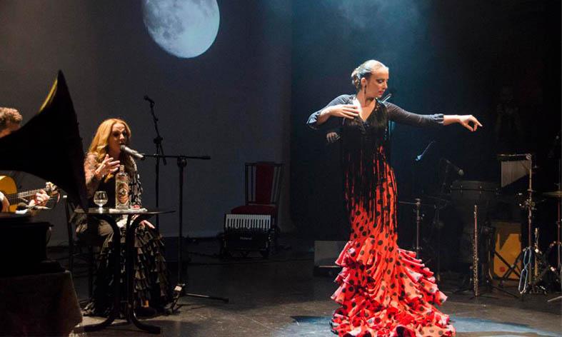 El Circuito Provincial de Flamenco lleva a La Milonga con Mayte Beltrán a cinco municipios