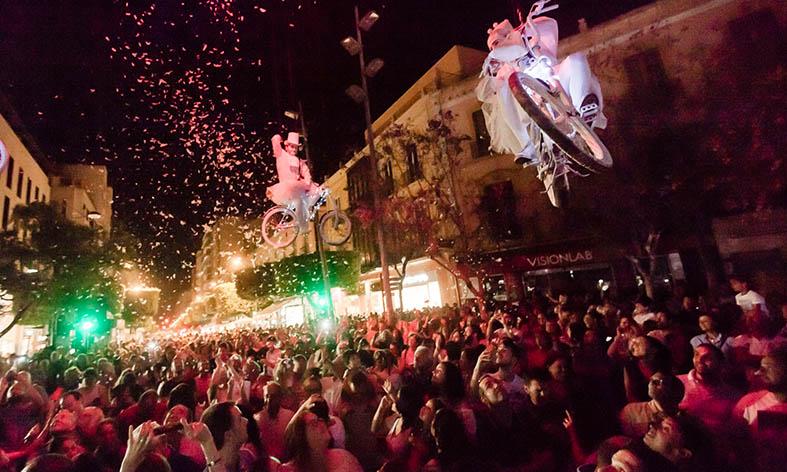 La Noche en Blanco de Almería comenzará a las dos de la tarde