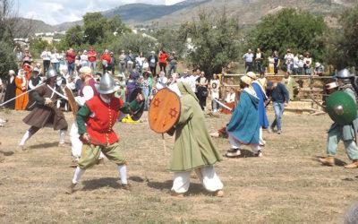 Padules vive su 'VII Paz de las Alpujarras' el sábado 18 y el domingo 19 de mayo