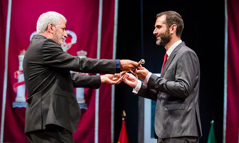 Fernández-Pacheco, alcalde electo de Almería con el apoyo de Vox y C's