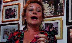 Antonia Romero @ Restaurante Almedina Baraka, C/ Almanzor, 27. | Almería | Andalucía | España