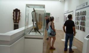 Guitarreros almerienses @ Museo de la Guitarra Española Antonio de Torres, Ronda Beato Diego, | Almería | Andalucía | España