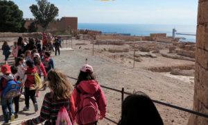 'La ruta del agua en tu Alcazaba'