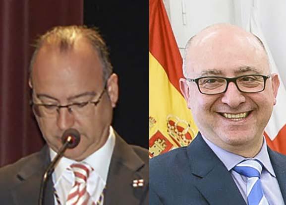 Diego García el pregonero, Comendador, el orador