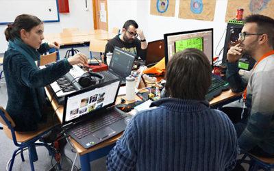 Abril intensifica los cursos audiovisuales de TESA