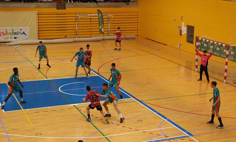 48 equipos de balonmano en el I Torneo de Pretemporada Bahía de Almería