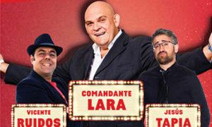 Comandante Lara @ Teatro Auditorio de Roquetas, Avenida Reino de España s/n | Roquetas de Mar | Andalucía | España