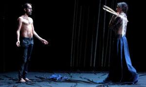 'La Desnudez' @ Auditorio Maestro Padilla, Plaza Alfredo Kraus, s/n A las 20.0 h. | Almería | Andalucía | España