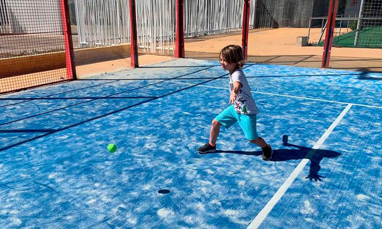 Los Juegos Deportivos Municipales encaran un nuevo año de pádel