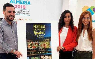 Cortos Veganos, otra propuesta de Almería 2019