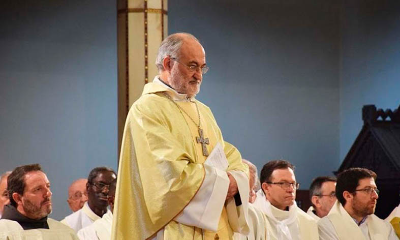 El Papa ingresa en el Colegio Cardenalicio al almeriense Cristóbal López Romero
