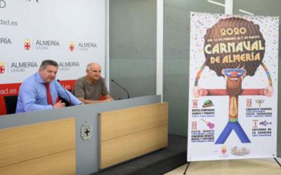 Un castellonense gana el cartel de Carnaval con 'Indalico'