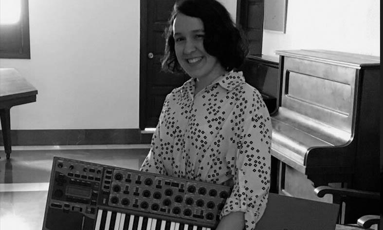La  compositora almeriense Pilar Miralles finalista en los premios SGAE