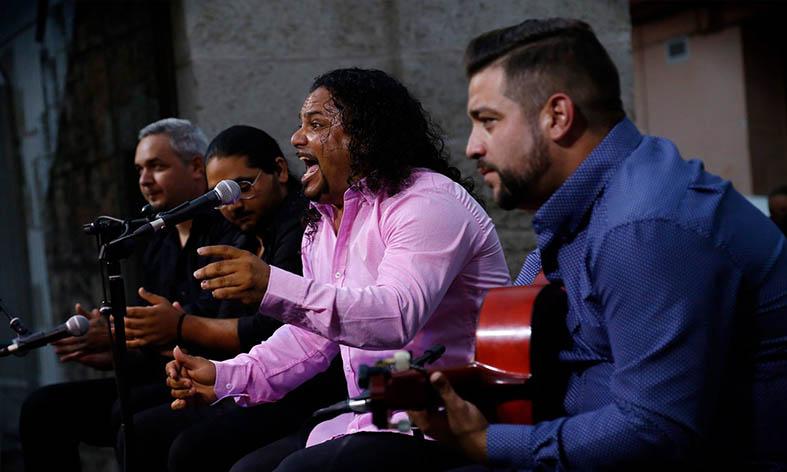 Niño de la Fragua recibe el viernes 'El Taranto' de guitarra