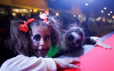 El Ayuntamiento de Almería convoca un concurso virtual de disfraces 'terroríficos' por  Halloween